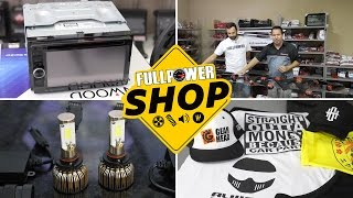 FULLPOWER Shop 01/02/16 - som, super led, suspensão e camisetas(, 2016-02-01T12:17:52.000Z)