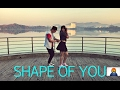 Shape of you Dance Choreography | Gaurav N Chandni | Ed Sheeran