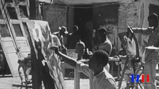 Haiti 1950 (le centre d