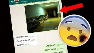 LA CONVERSACIÓN DE WHATSAPP MAS ATERRADORA thumbnail