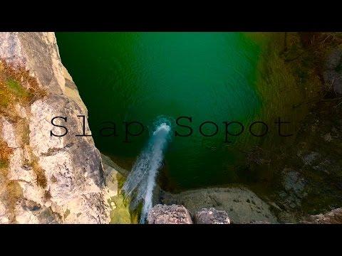 Travel around Istria - Slap Sopot