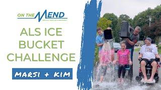OTM ALS Ice Bucket Challenge - Marsi + Kim #ALSIceBucketChallenge