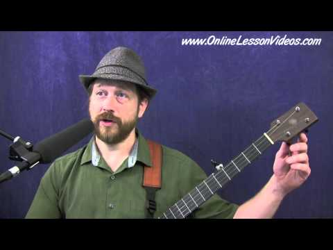 JOHN HENRY - [HD] - Clawhammer Banjo Lesson by Ryan Spearman