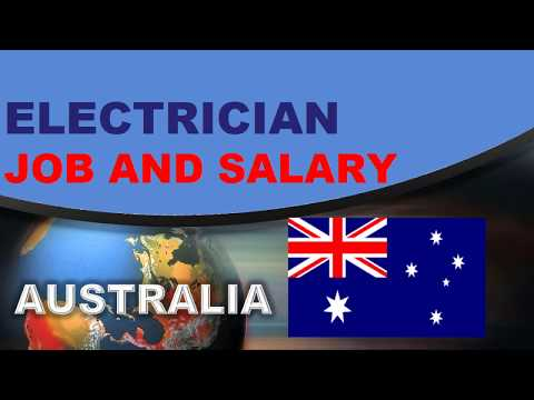 Electrician Salary In Australia - Jobs And Wages In Australia