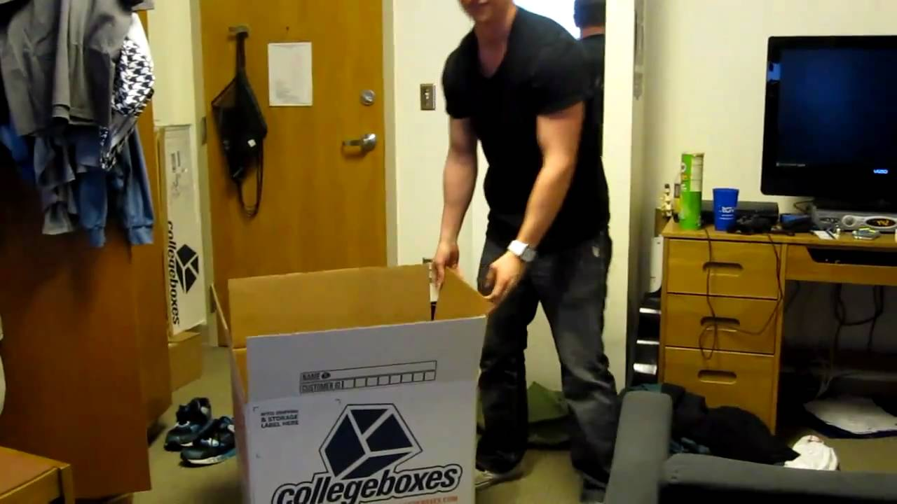 Student Storage And Shipping At Georgetown University   Collegeboxes    YouTube Part 51