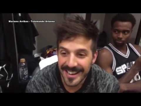 EXCLUSIVO - Debut de Nicolas Laprovittola y Patricio Garino en la NBA