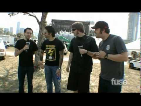 Rise Against - Fuse From The Vault (Best of Interviews 2004-2009) HD Version