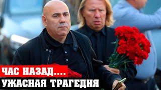 ГОСПОДИ, КАК ЖЕ ТАК   Час назад сообщили о гибeли известного Российского Телеведущего   СКОРБИМ...