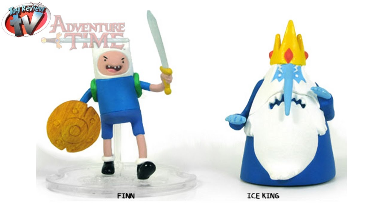 Adventure Time Finn & Ice King Figure Collectors Pack Toy ...