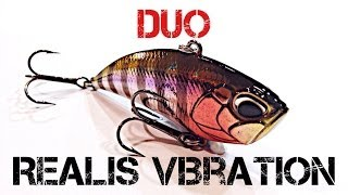 Lure Review- DUO Realis Vibration