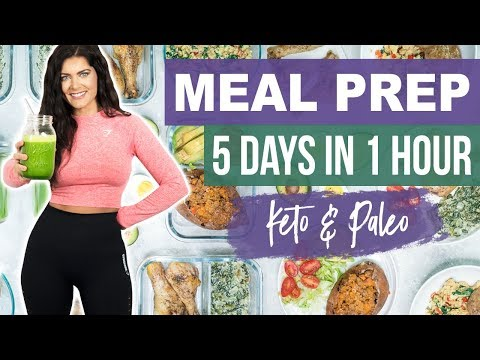 keto-carb-cycling-meal-prep-for-weight-loss-|-full-week-(5-days-in-1-hour!)-|-healthy-lunch-ideas
