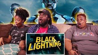 Black Lightning 2X1 : REACTION & DEEP DISCUSSION!!