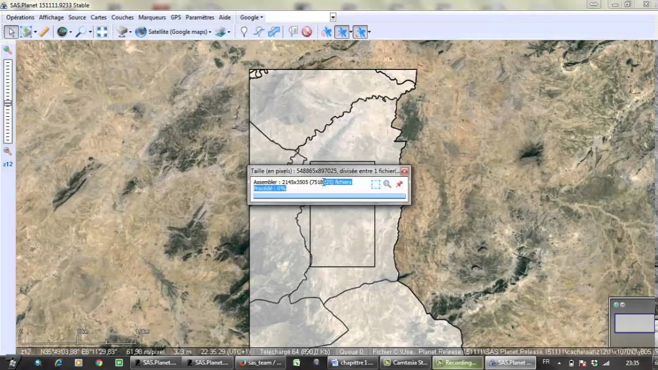 Download very high resolution satellite imagery - YouTube