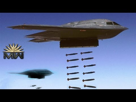 Northrop Grumman B-2 Spirit - US Strategic Stealth Bomber [Review]