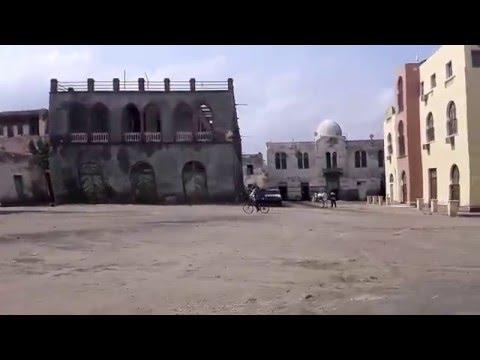 Eritrea 2015/2016 Massawa Massaua City Drive Hubi und Ralph