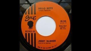 Jimmy McGriff - Hello Betty
