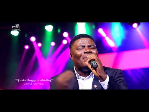 Ejaake Reggae Medley - Joyful Way Inc. (Explo 2017)