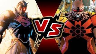 Superboy Prime VS King Hyperion | BATTLE ARENA