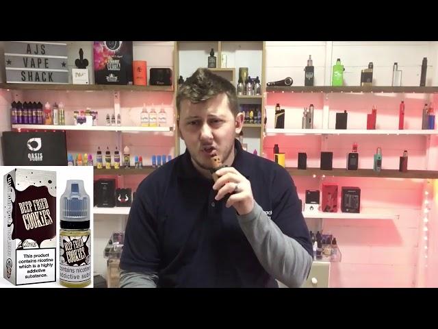 Vape D Lites Full Juice Range Review