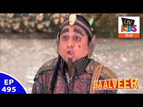Baal Veer - बालवीर - Episode 495 - Tauba Tauba Finds The Unique Kid! thumbnail