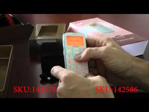 ARCCI S728 Old Senior GSM Bar Phone - dealextreme