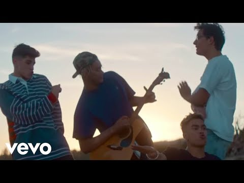 PRETTYMUCH - Summer on You (Official Video)