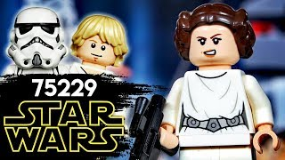 LEGO Star Wars 75229 Побег со Звезды смерти Обзор