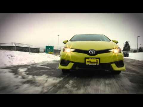 Karl Malone Toyota Scion iM