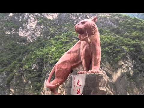 Jade Dragon Snow Mountain, Tiger Leaping Gorge, Pudacuo National Park - Beautiful China