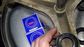 видео Ремонт автоматической стиральной машины КИШИНЭУ-2