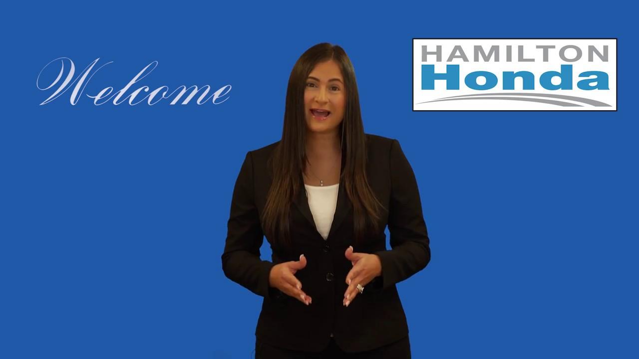 Honda Service Departt See The Hamilton Honda Experience - YouTube
