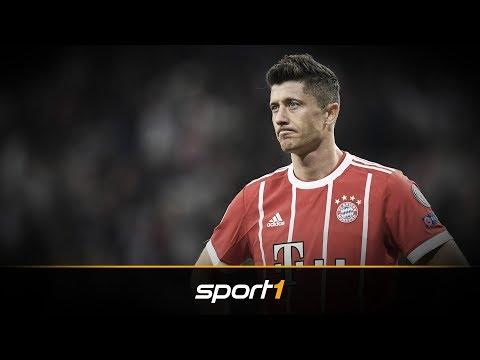 'Ich-AG' Robert Lewandowski: So oft provozierte er beim FC Bayern | SPORT1