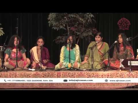 Raag Yaman   Suresh Wadkar's Ajivasan Music Academy USA Annual Recital 2011
