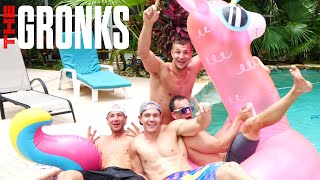 Download THE GRONKS versus THE IRELAND BOYS in an Extreme Obstacle Course Race. Ft. Deestroying
