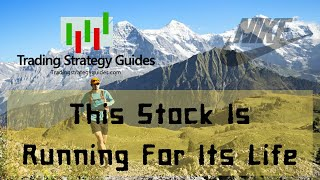 This Stock Is Running For Its Life! + Apple, S&P 500, GBPCAD, Bitcoin, & Ethereum Classic