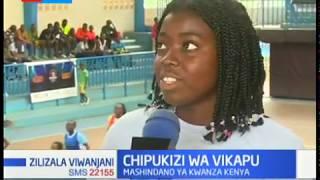 Timu za Nairobi na Mombasa zakutana katika mashindano ya vijana chipukizi katika mchezo wa vikapu