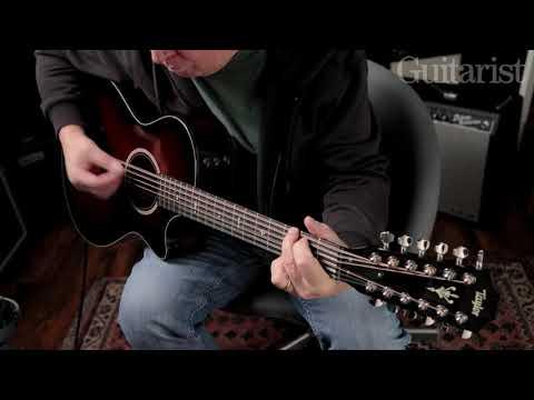 Taylor 562CE 12-String V-Class Demo