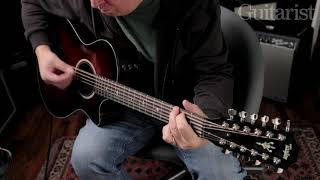 Taylor 562CE 12-String V-Class Demo