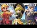 Super Smash Bros. Ultimate - All Alternate Costumes & Colors! (240+ Total! - E3 Demo)