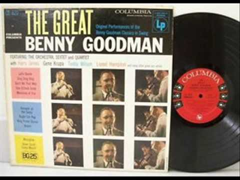 Moonglow - 1937 Aircheck - Benny Goodman Quartet / From The Great Benny Goodman Lp