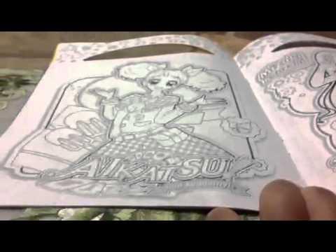Buku Mewarnai Aikatsu Youtube
