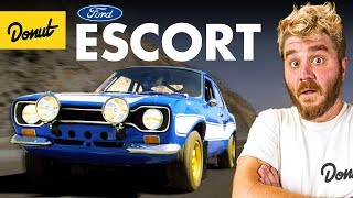 FORD ESCORT - Everything You Need to Know | Up to Speed