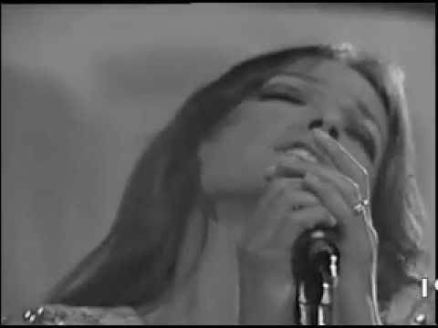 Marie Laforêt - La tendresse (live 1969)