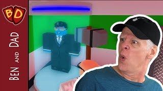 Ben Gets Frozen! | Roblox | Flee the Facility