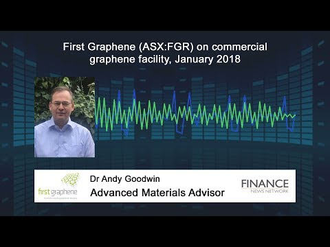 First Graphene (ASX:FGR) talks university collaborations and international growth