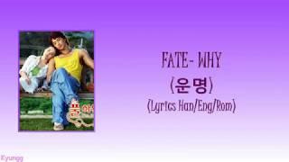 Download Why - Destiny (운명) Ost.Full House Video Lyrics Rom/Han/Eng
