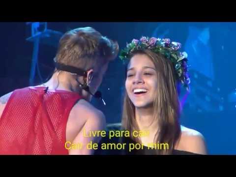 Justin Bieber - One Less Lonely Girl - Tradução