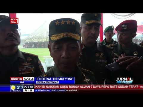 TNI AD Bantu Polri Hadapi Terorisme