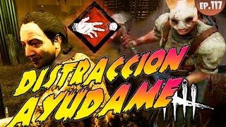 | DISTRACCIÓN AYUDAME | DEAD BY DAYLIGHT GAMEPLAY ESPAÑOL | DBD PC XBOX PS4 |