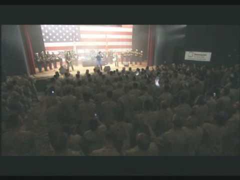Gene Simmons Military Tribute